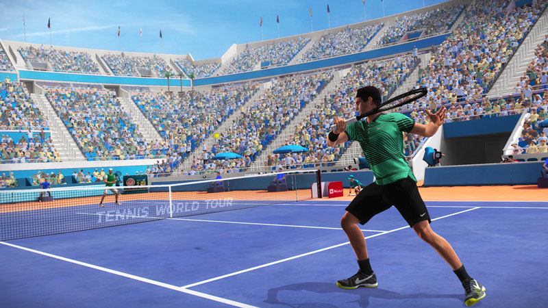 Tennis World Tour - Screenshot 6