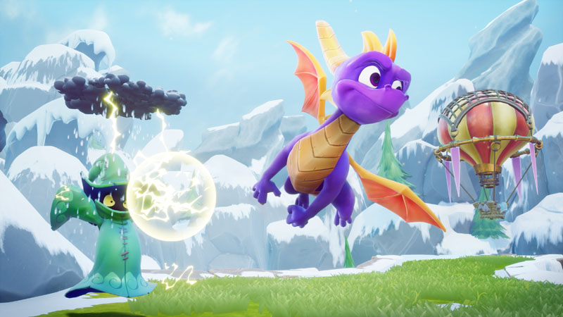 Spyro: Reignited Trilogy - Screenshot 1