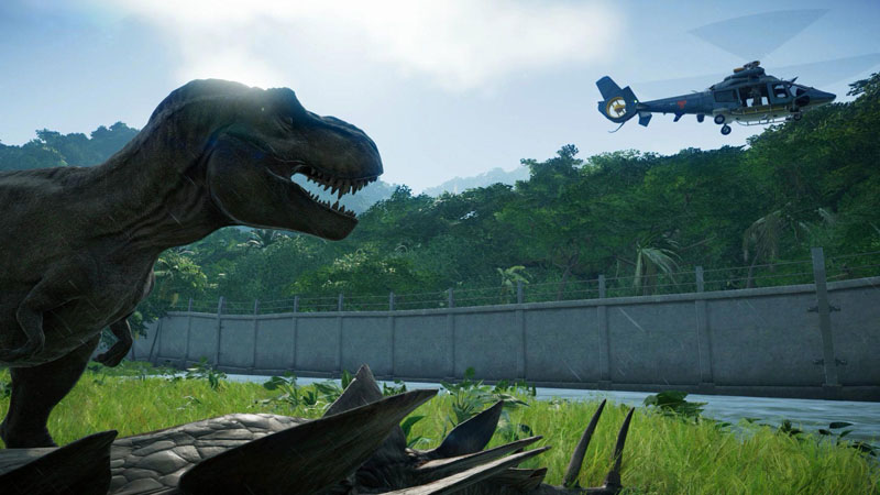 Jurassic World Evolution - Screenshot 2