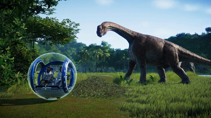 Jurassic World Evolution - Screenshot 4