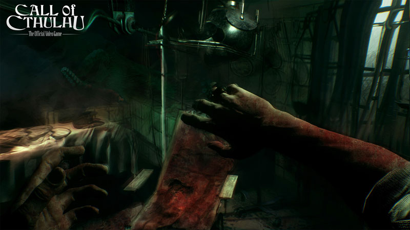 Call of Cthulhu - Screenshot 2