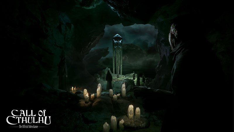 Call of Cthulhu - Screenshot 4