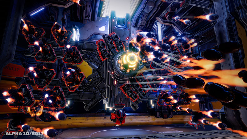 MOTHERGUNSHIP - Screenshot 2