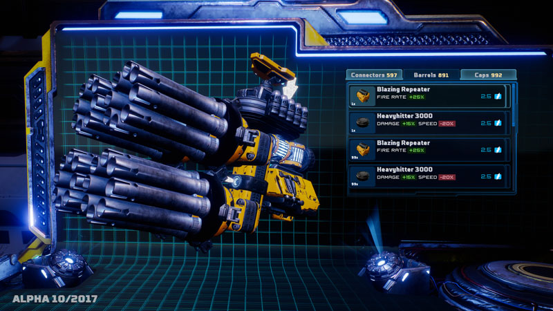 MOTHERGUNSHIP - Screenshot 4