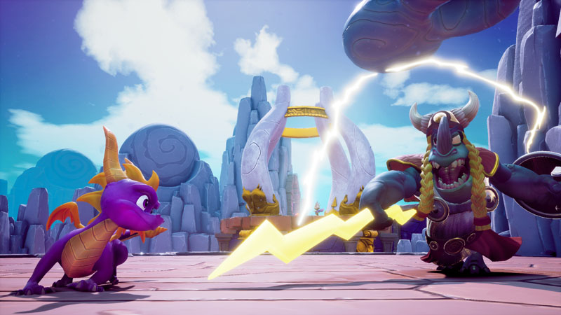 Spyro: Reignited Trilogy - Screenshot 9