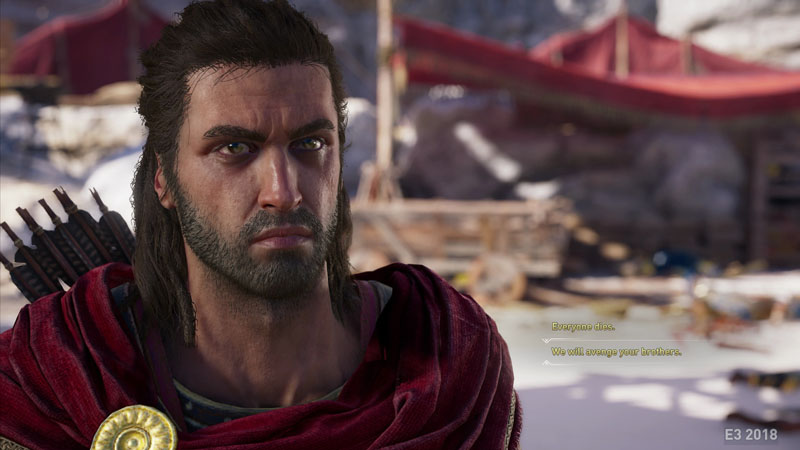 Assassin's Creed: Odyssey - Screenshot 1