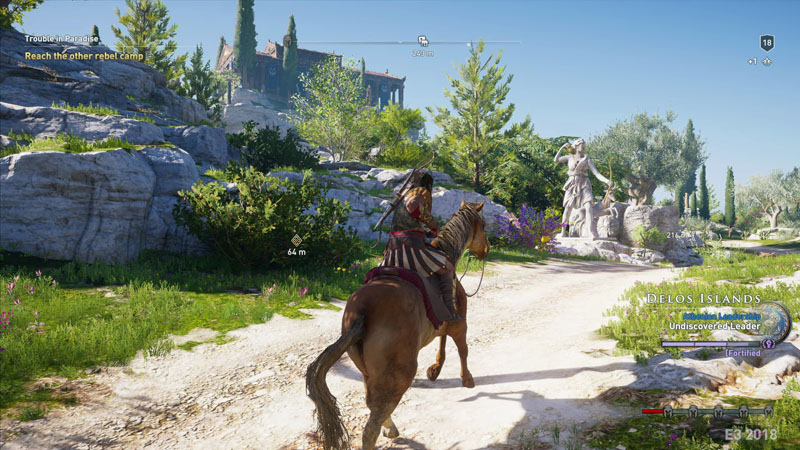 Assassin's Creed: Odyssey - Screenshot 2
