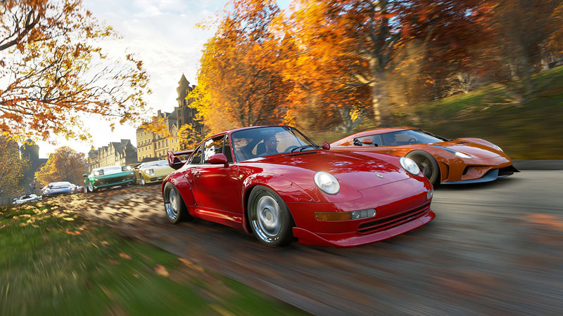 Forza Horizon 4 Ultimate Edition - Screenshot 3