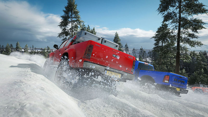 Forza Horizon 4 Ultimate Edition - Screenshot 1
