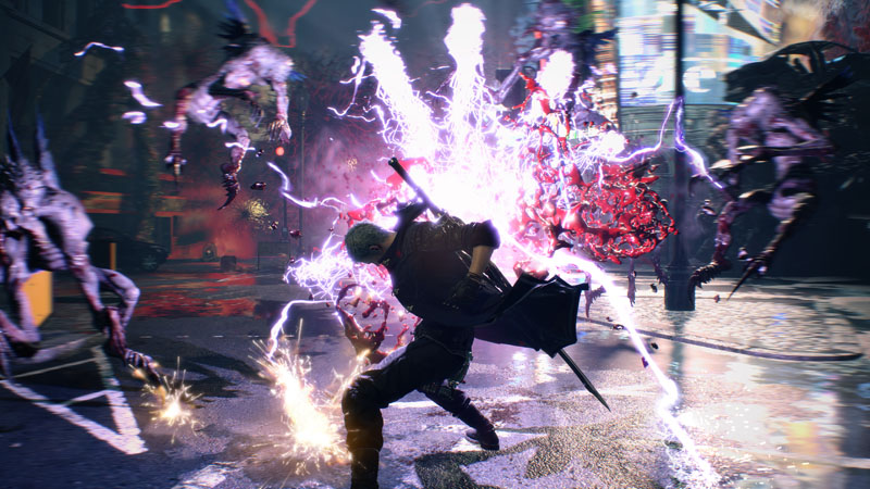 Devil May Cry V - Screenshot 1