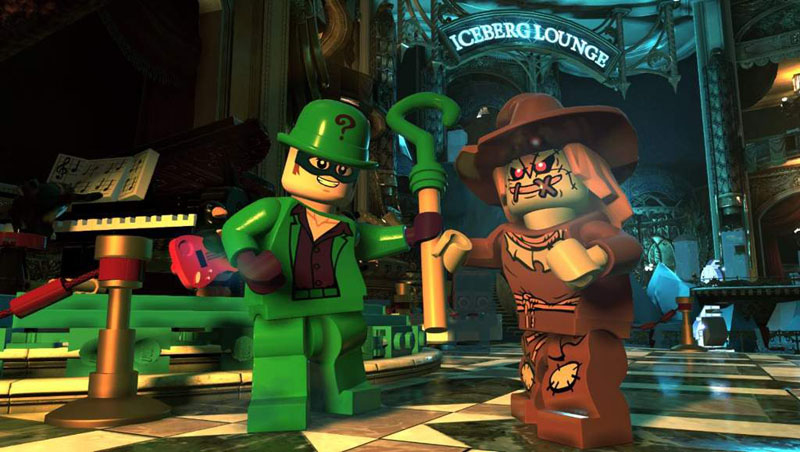 LEGO DC Super Villains Deluxe Edition - Screenshot 3