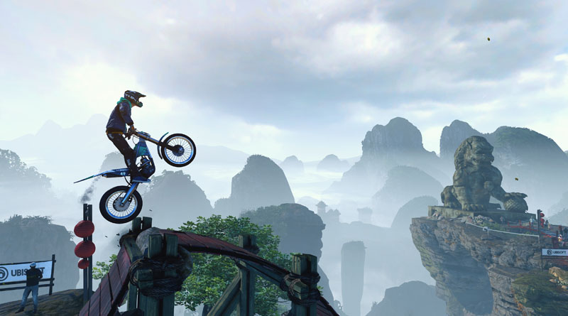 Trials Rising Gold Edition - Screenshot 2