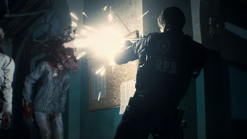 Resident Evil 2 Lenticular Edition - Screenshot 2