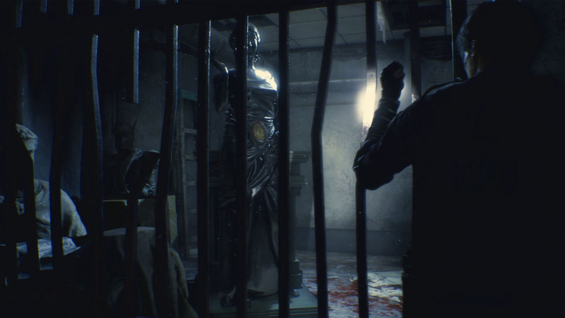Resident Evil 2 Lenticular Edition - Screenshot 4