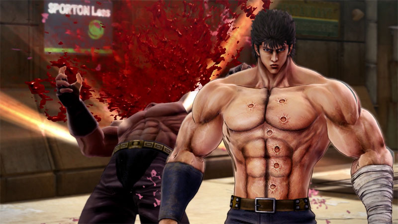 Fist of the North Star: Lost Paradise - Screenshot 4