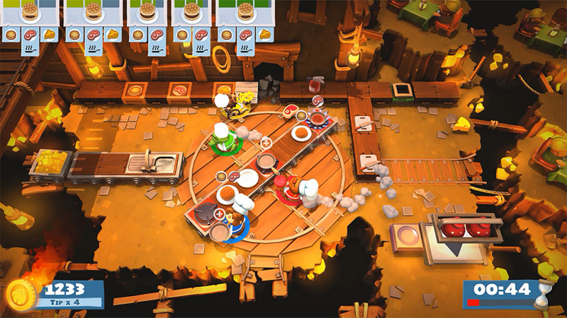 Overcooked 2 - Screenshot 1