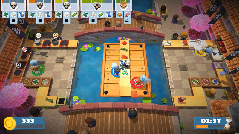 Overcooked 2 - Screenshot 7
