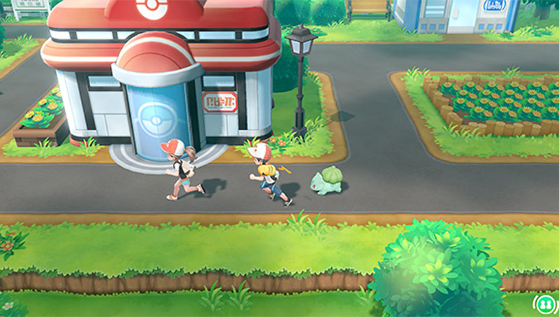 Pokemon Let's Go! Pikachu - Screenshot 7