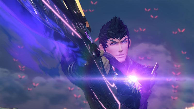 Xenoblade Chronicles 2: Torna the Golden Country - Screenshot 1