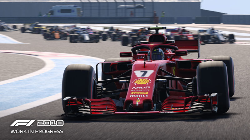 F1 2018 - Screenshot 11