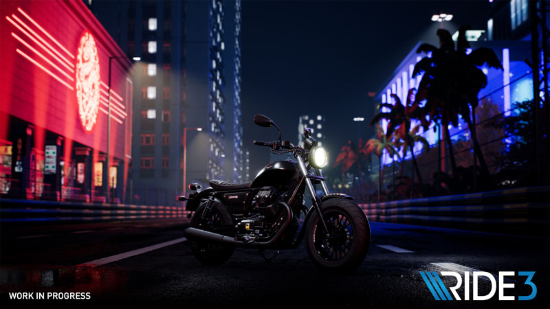 RIDE 3 - Screenshot 3