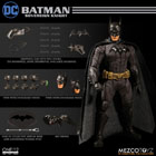 DC Comics - Batman - Batman Sovereign Knight One - 12 Collective 1/12th Scale Action Figure - Screenshot 6