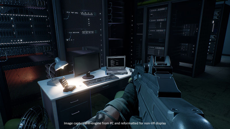 Firewall: Zero Hour - Screenshot 2