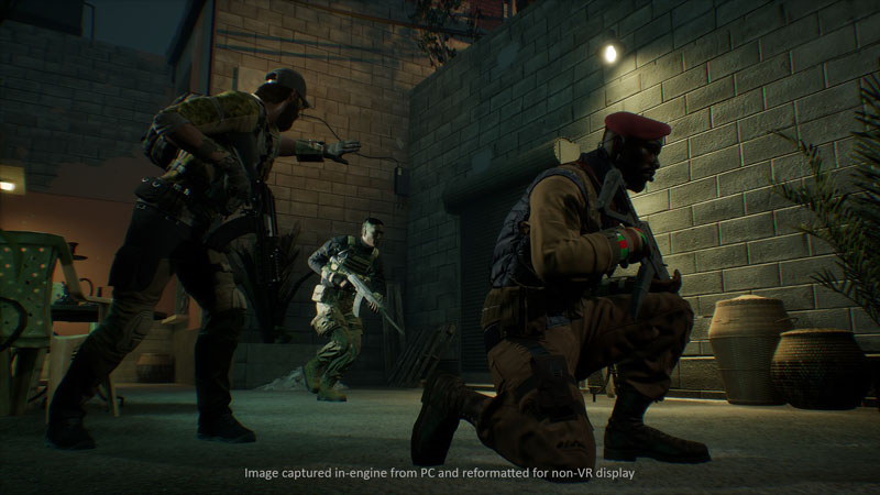 Firewall: Zero Hour - Screenshot 3
