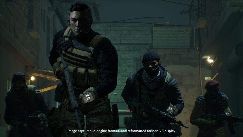 Firewall: Zero Hour - Screenshot 4