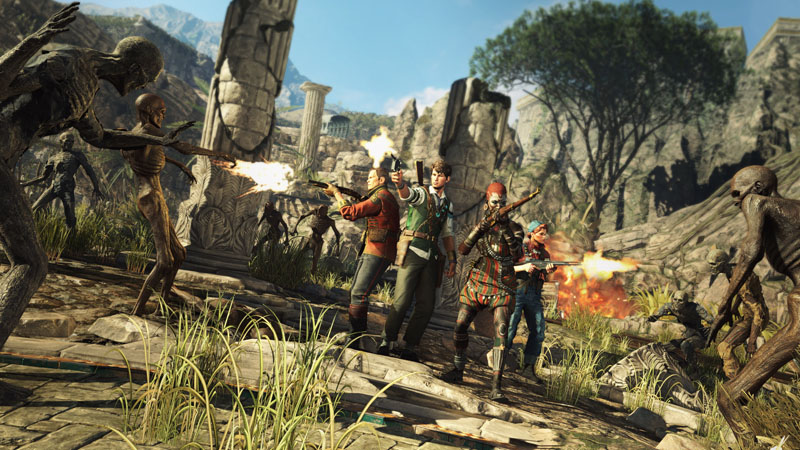 Strange Brigade - Screenshot 7