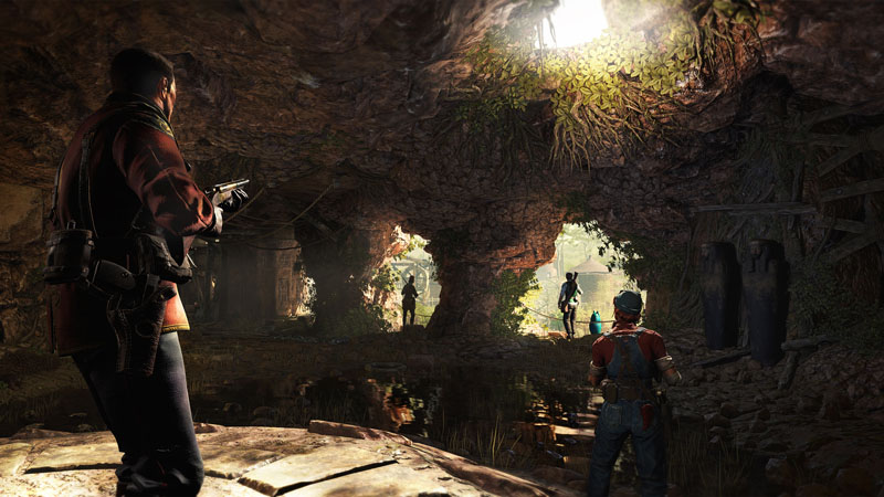 Strange Brigade - Screenshot 8