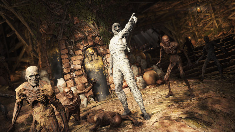 Strange Brigade - Screenshot 4