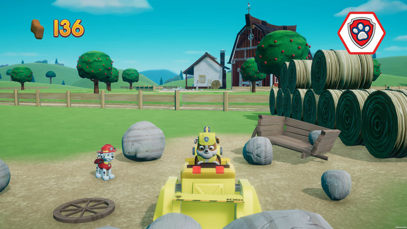 PAW Patrol: On a Roll! - Screenshot 5