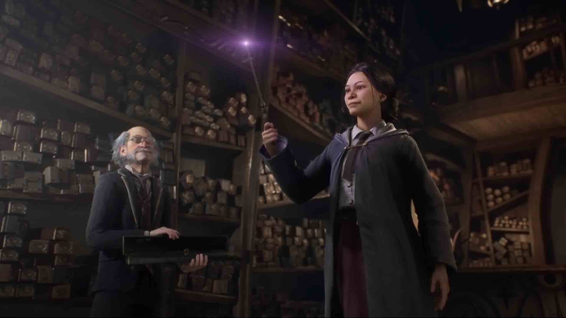 Hogwarts Legacy - Screenshot 5