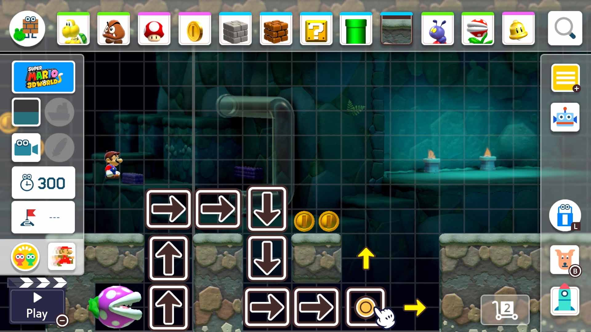 Super Mario Maker 2 - Screenshot 11