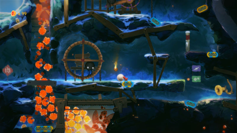 Yoku's Island Express - Screenshot 4