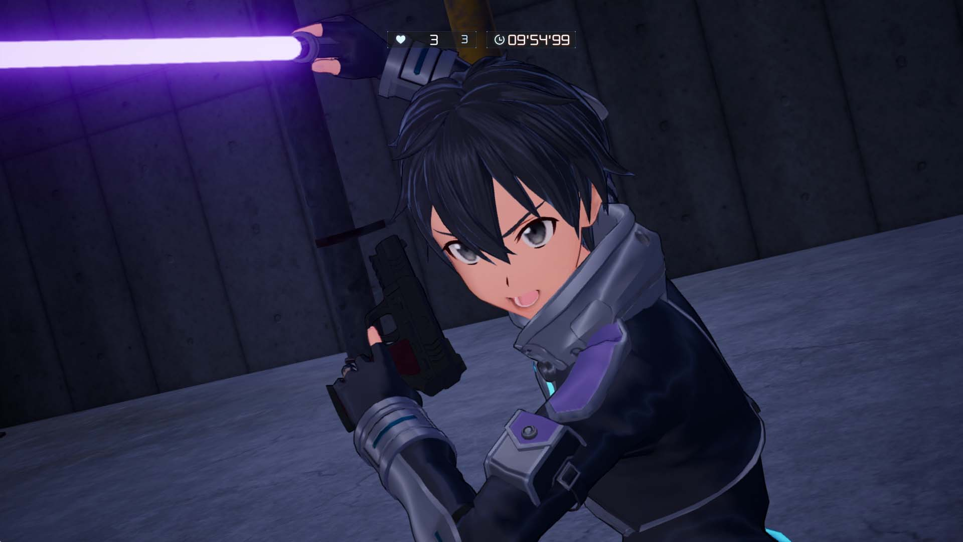 Sword Art Online: Fatal Bullet - Screenshot 3