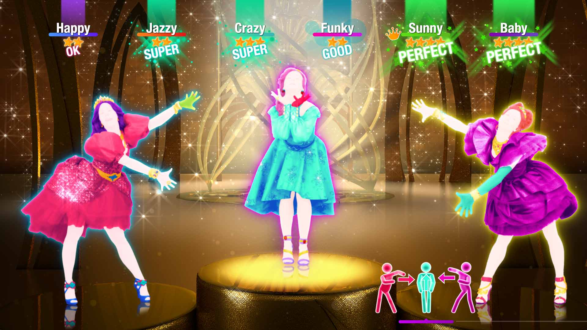 Just Dance 2021 - Screenshot 3