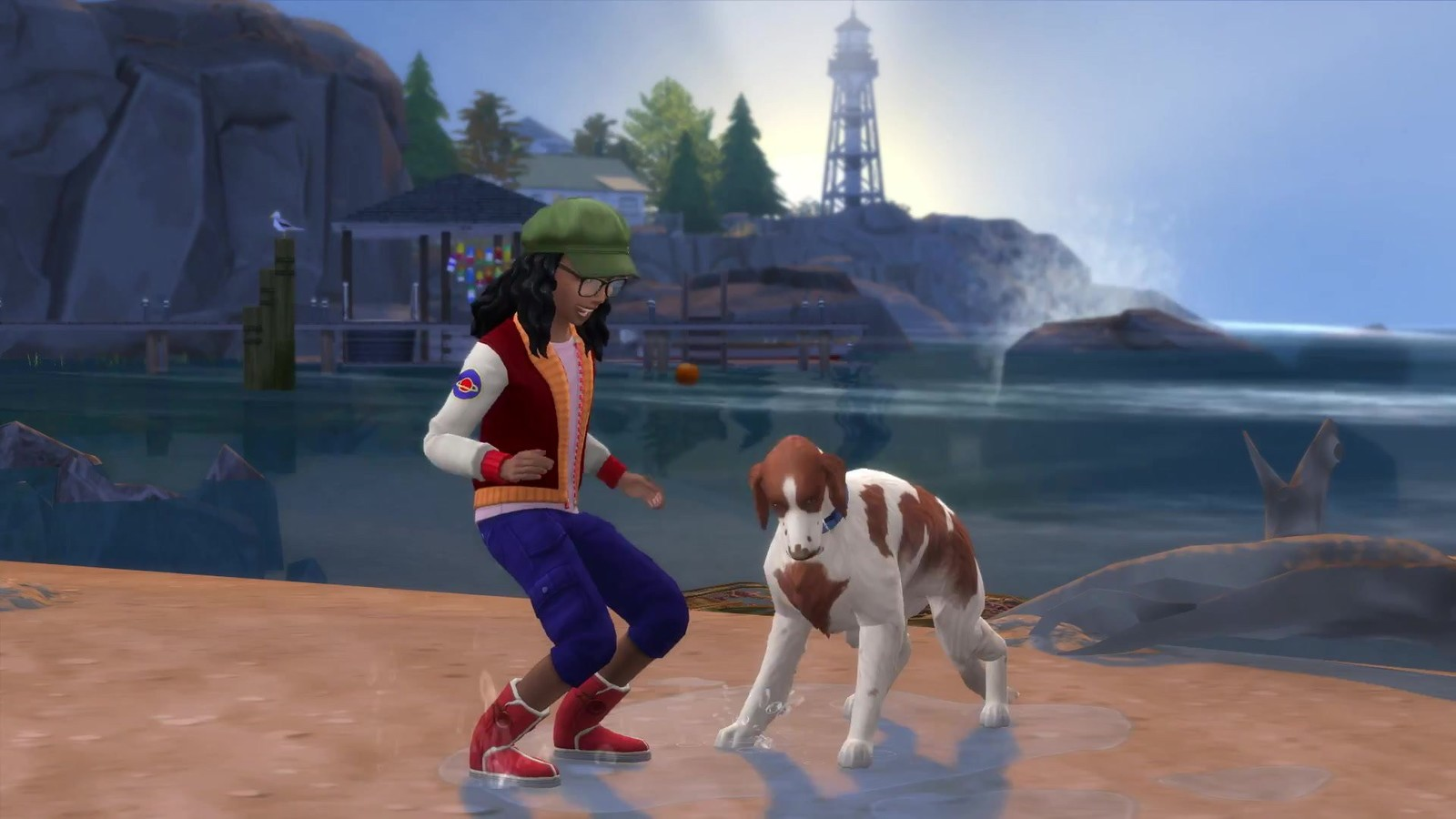 The Sims 4 + Sims 4 Cats & Dogs Bundle - Screenshot 5