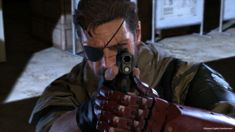 Metal Gear Solid V: The Phantom Pain - Screenshot 1