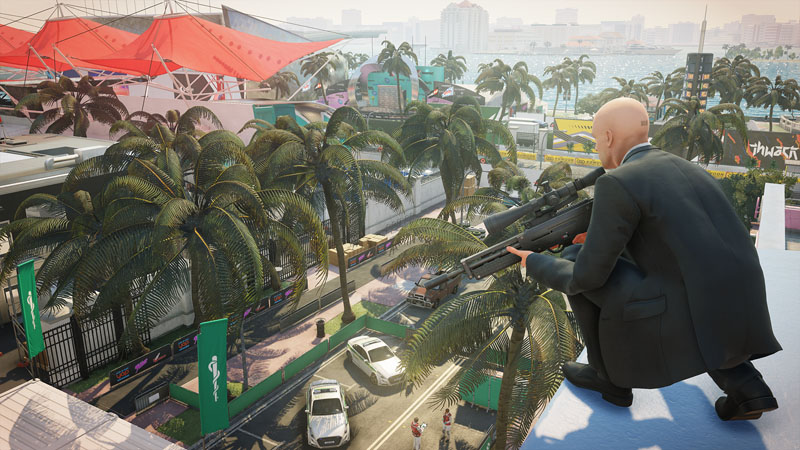 HITMAN 2 - Screenshot 3