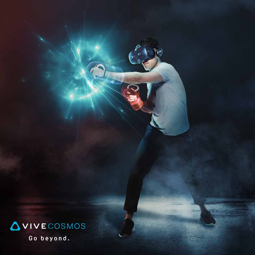 HTC Vive Cosmos - Screenshot 3