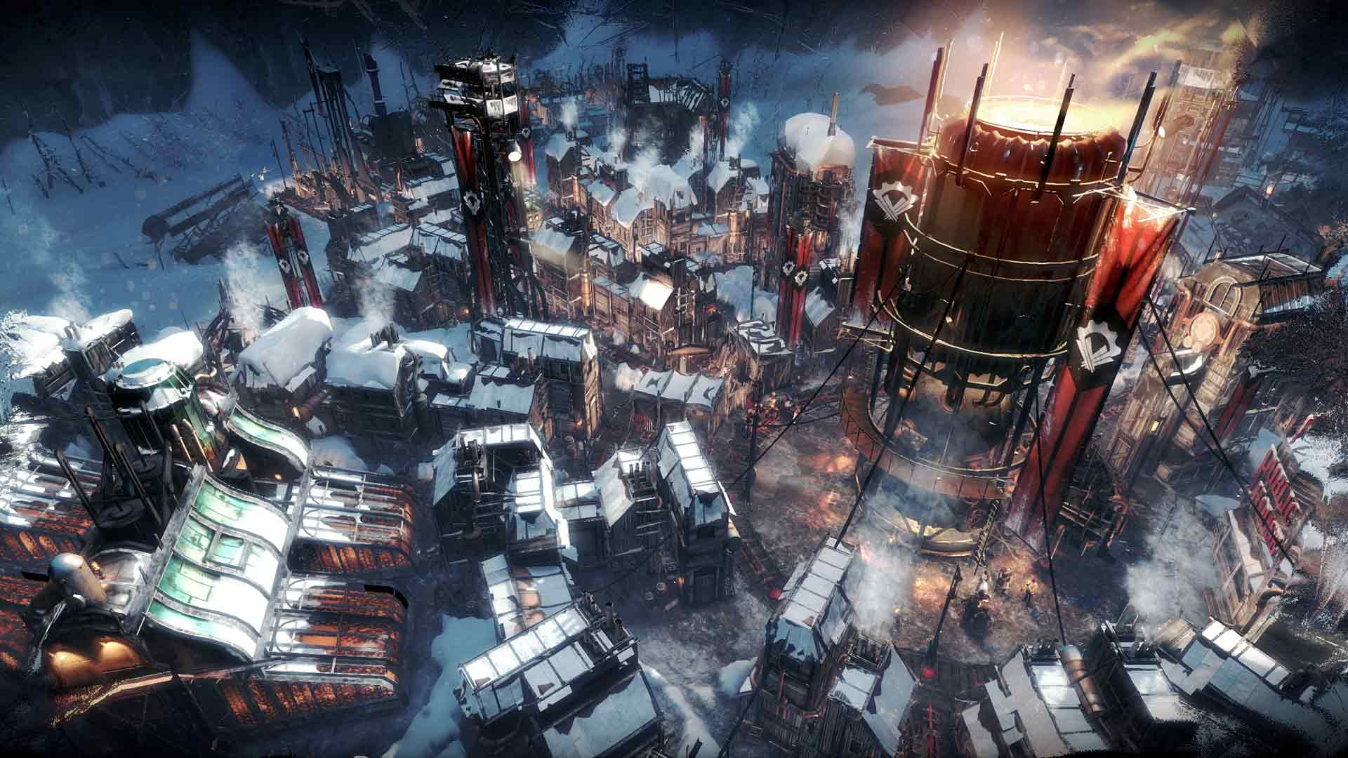 Frostpunk: Console Edition - Screenshot 7