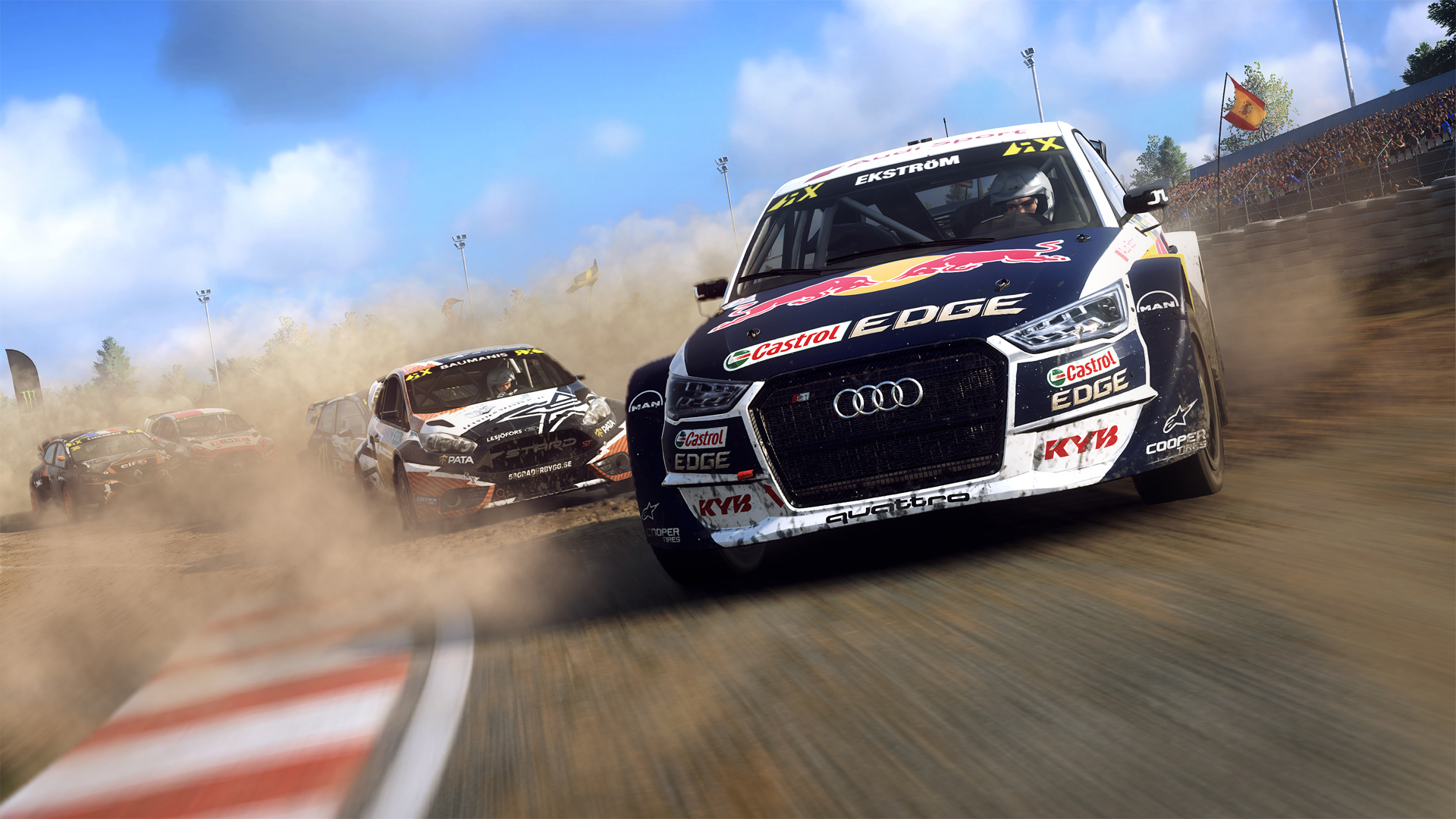 Dirt Rally 2.0 - Screenshot 1