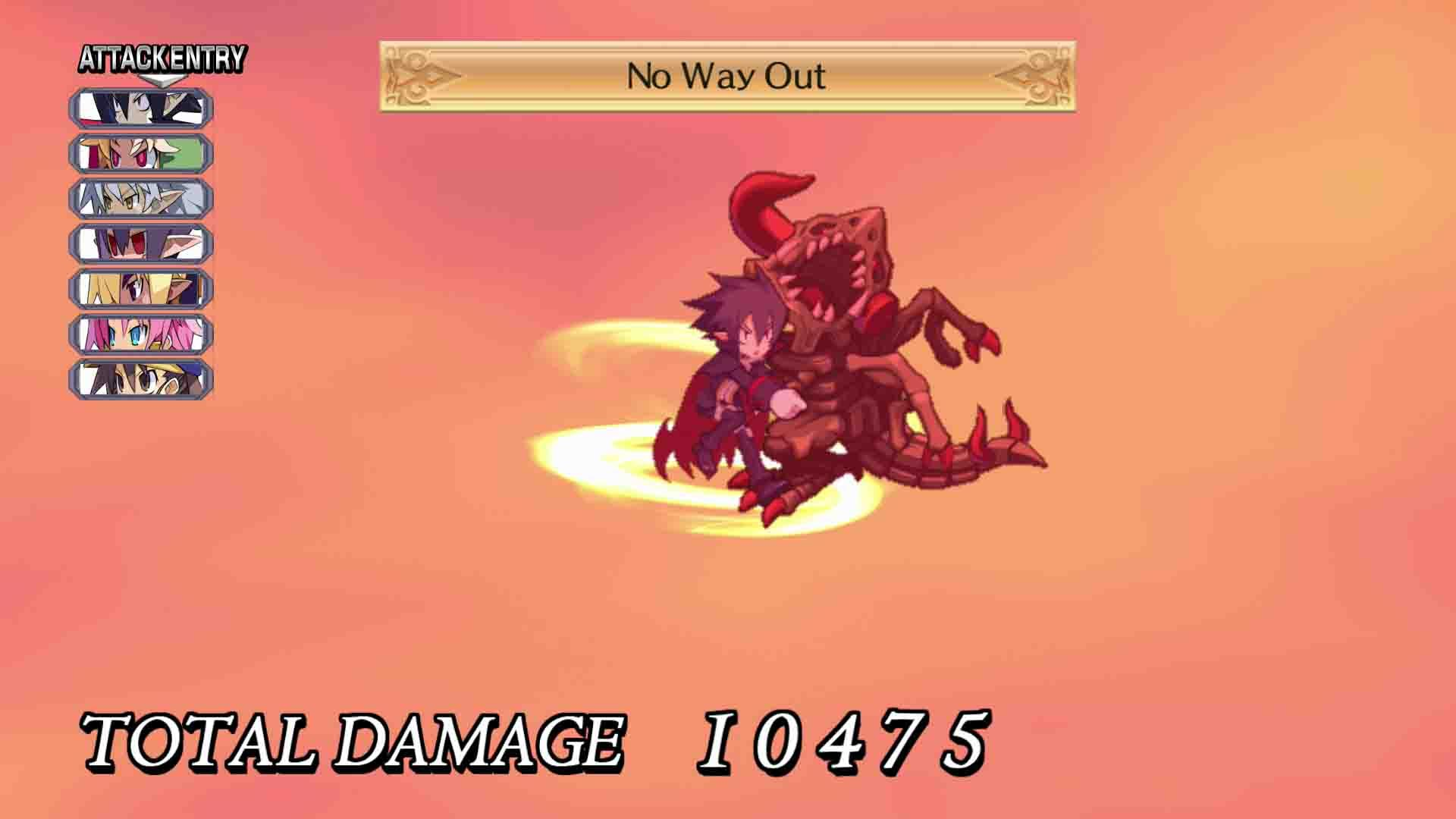 Disgaea 4 - Screenshot 1