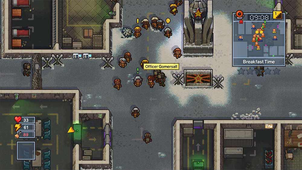 The Escapists 2 - Screenshot 2