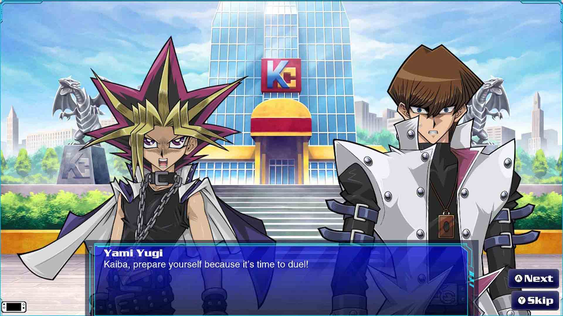 Yu-Gi-Oh! Legacy of the Duelist: Link Evolution - Screenshot 1