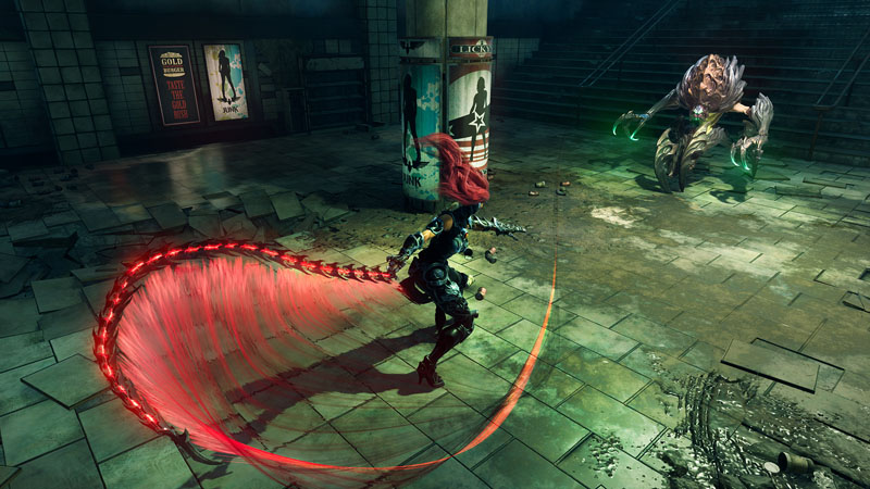 Darksiders 3 - Screenshot 1