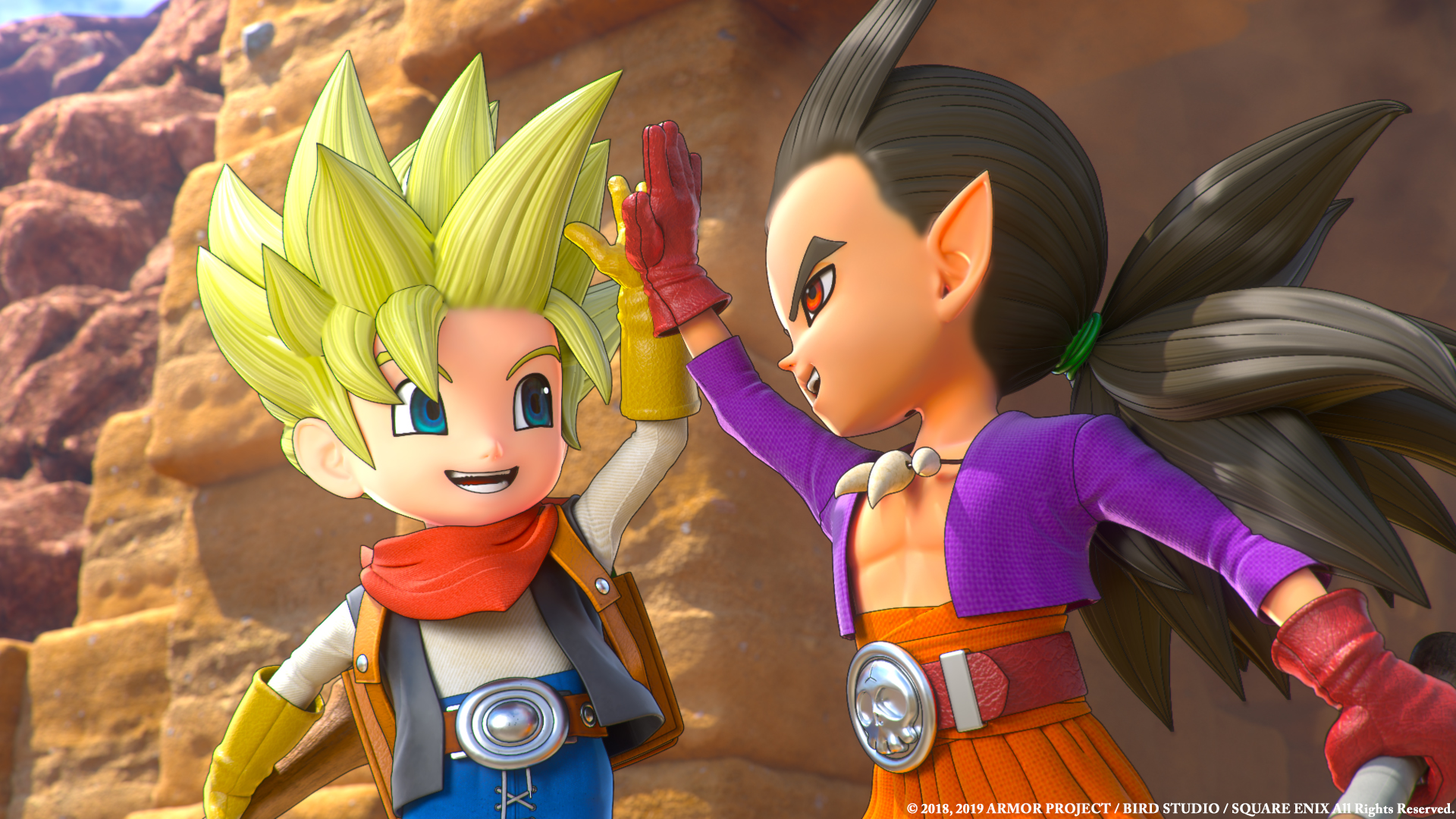 Dragon Quest Builders 2 - Screenshot 3