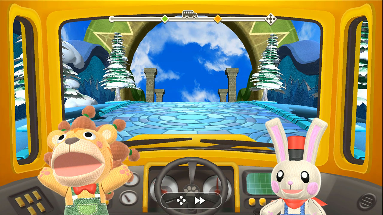 Fun! Fun! Animal Park - Screenshot 1